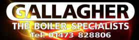 Gallagher Boilers Logo
