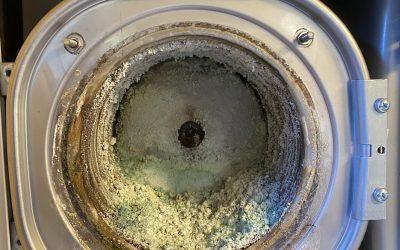 Vaillant - Leaking heat exchanger